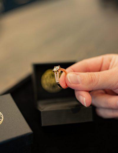 Verlovingsringen<